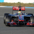 Formula one - Pre-Season Testing  - Jerez - Day 5