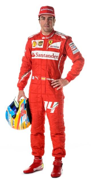 Alonso portrait