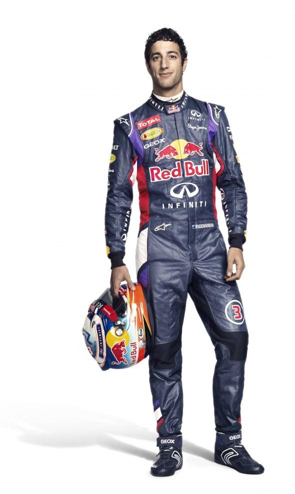Ricciardo studio shot