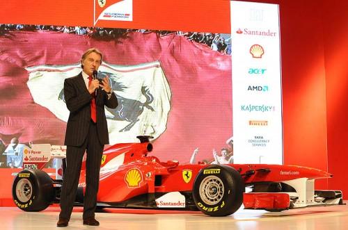 Ferrari comments about F150 & 2011