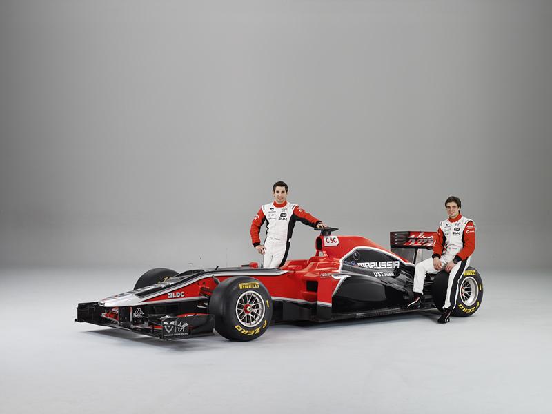Virgin unveil 2011 challenger