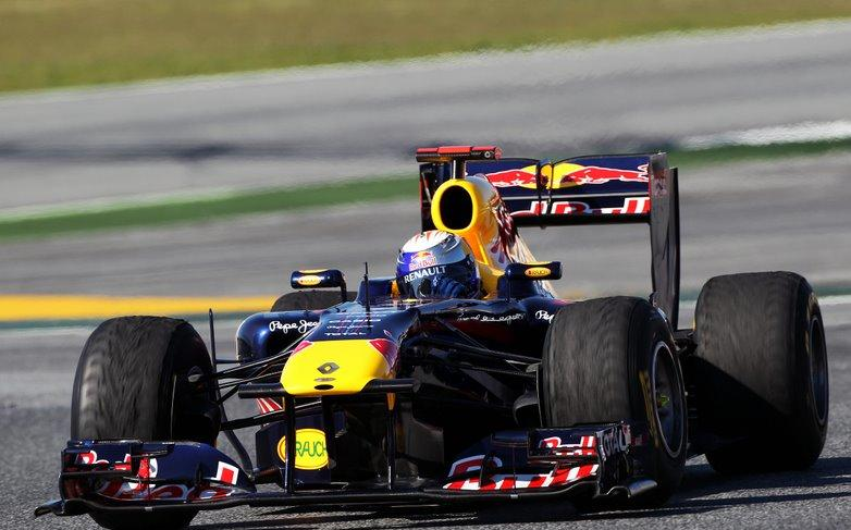 To Infiniti and beyond for Red Bull