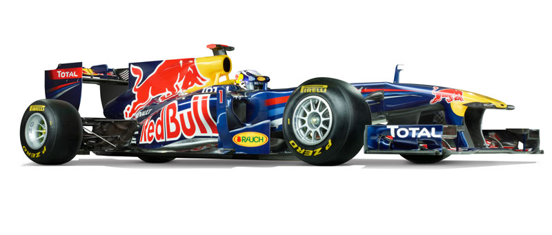 RB7, W02, FW33 lauched in Valencia, Vettel fastest