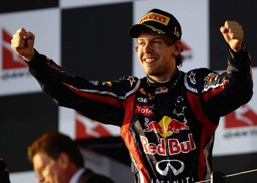 Walk in the Park - Australian Grand Prix report
