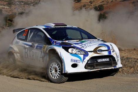 S2000 crews strive for Sardinian success