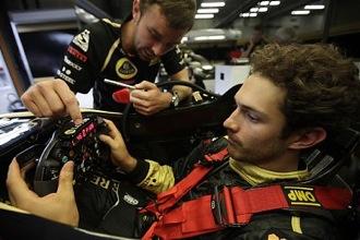 Senna 'better for the team' than Heidfeld - Boullier
