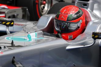 Debut failure was Jordan's fault - Schumacher