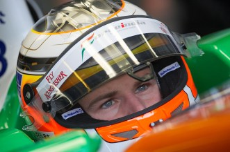 Nico Hulkenberg: Out to prove his worth