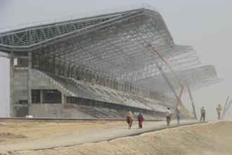 India not like F1's Korea shambles - Whiting
