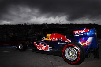 Red Bull taking own food to Japan
