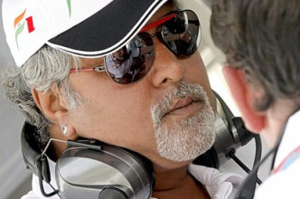 Mallya wants Silverstone podium