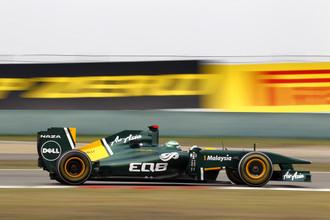 Money a factor as Team Lotus eyes 2012 name change