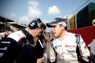 Head: Maldonado seat 'pretty certain' for 2012
