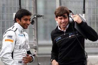 Liuzzi, not Ricciardo, to sit out India