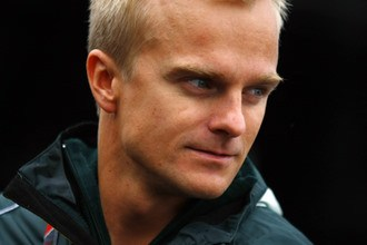 No current race plans for Kovalainen