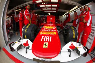 Ferrari preview the Singapore GP