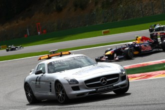 F1 Singapore and Mercedes Safety Car Preview