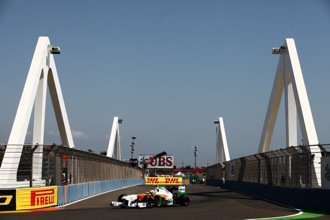 Valencia looks set to race off F1 calendar