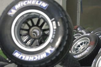Michelin would return to F1 tyre war