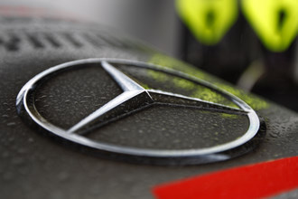 Mercedes with 'a lot' of tech bosses