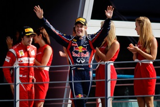 Vettel champion special - Comments