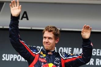 Domenicali mistaken about Vettel quality - Berger
