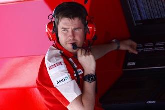 Ferrari: Smedley radio call not malicious