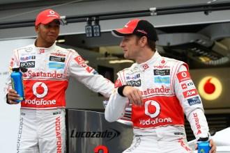 Button working to build McLaren around him