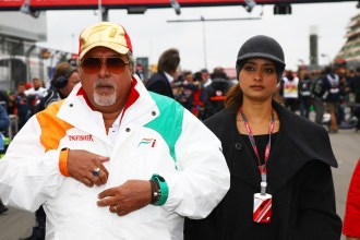 Mallya confirms Force India part-sale