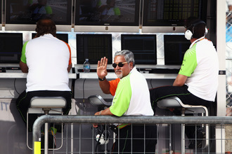 Rumours say Mallya may exit Force India