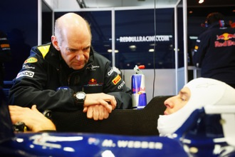 Newey: 2012 Red Bull to surprise F1 paddock