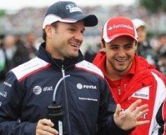 Massa advises Barrichello to quit