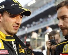 Alguersuari: Kubica cannot pick up a glass to drink