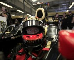 Grosjean expects to drive entire season with Lotus in 2012