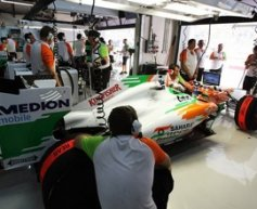 Force India invests to safeguard $9m in F1 income