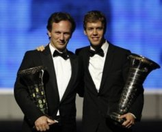 Vettel collects another trophy