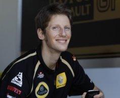 Grosjean: I'm already training hard
