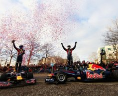 60,000 in Milton Keynes to see Red Bull event