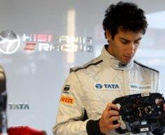 Ricciardo admits possibility of Caterham drive next year