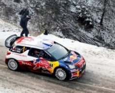 Loeb claims Monte Carlo victory