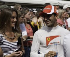 Ferrari races in Qatar