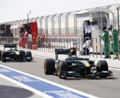 F1 to reduce pit speed to 60kph in 2012