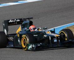 Keke Rosberg tips Caterham to fight in the mid-field in 2012