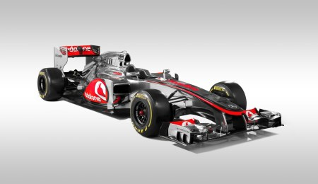 McLaren launch: McLaren not building own engine
