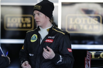 Raikkonen's Valencia test - An engineer's perspective