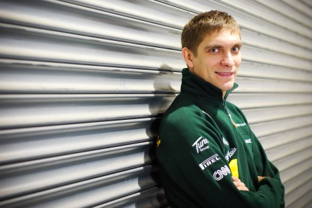 Petrov could stay at Caterham beyond 2012