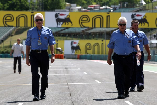 Charlie Whiting's Q&A on new rules for the 2012 F1 season