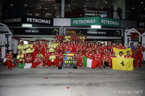Ferrari: Spain crucial for title