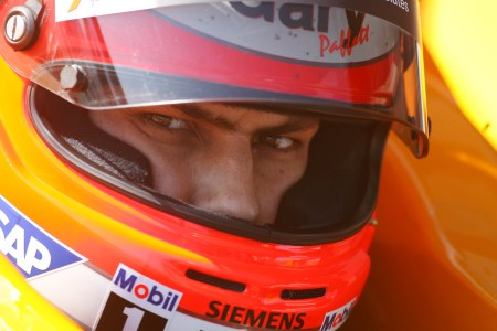 Paffett called up as Force India reserve