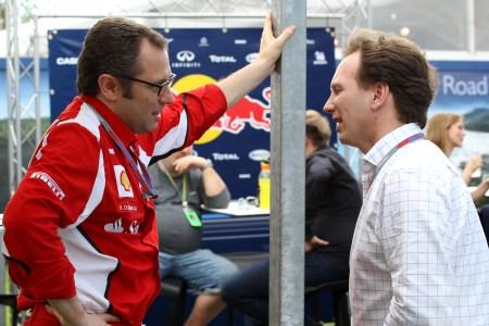 Rumours swirl of Red Bull, Ferrari deal
